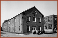 """Watertown Arsenal, building -71 (Watertown, MA)"" by Jack E. Boucher"